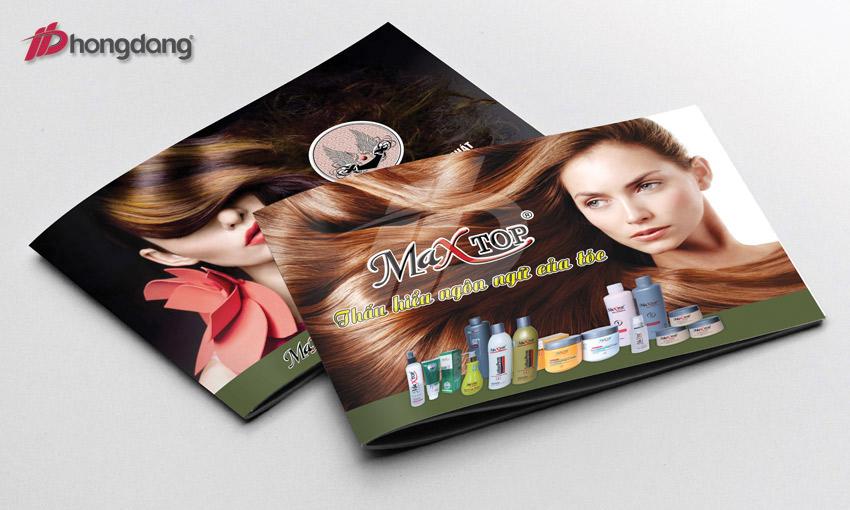 Chia sẻ cách trình bày nội dung trong mẫu thiết kế catalogue