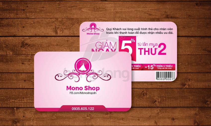 Tiêu chí lựa chọn dịch vụ in thẻ nhựa lấy ngay ở Hà Nội
